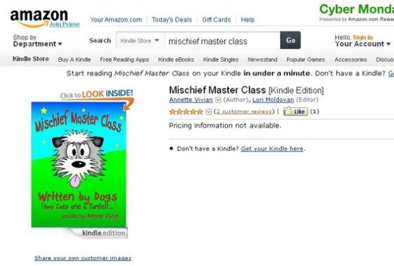 Mischief on Amazon